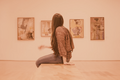 Expositions à Saint Agnant de Versillat en 2018